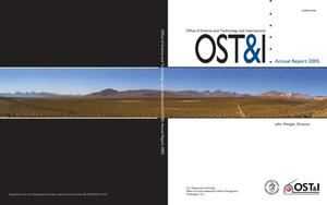 Primary view of object titled 'Office of Science and Technology&International Year EndReport - 2005'.