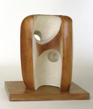 Primary view of object titled 'Hollow Form'.