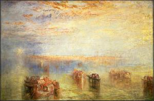 Primary view of Approach to Venice