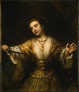 Primary view of Lucretia