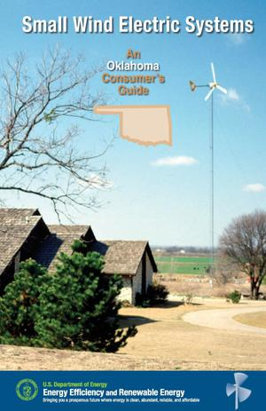 Primary view of object titled 'Small Wind Electric Systems: An Oklahoma Consumer's Guide'.