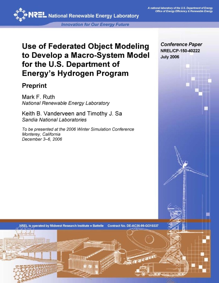 Primary View Of Object Titled Use Federated Modeling To Develop A Macro