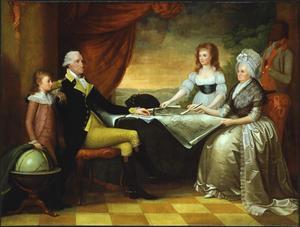 Primary view of The Washington Family