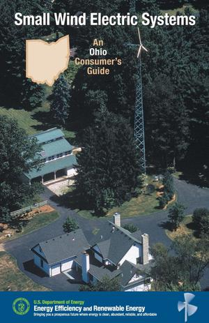 Primary view of object titled 'Small Wind Electric Systems: An Ohio Consumer's Guide'.