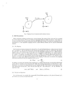 Discontinuous Galerkin solution of the Navier-Stokes