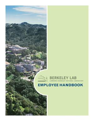 Primary view of object titled 'Employee Handbook'.