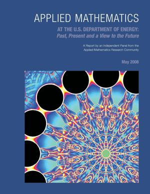 Primary view of object titled 'Applied Mathematics at the U.S. Department of Energy: Past, Present and a View to the Future'.