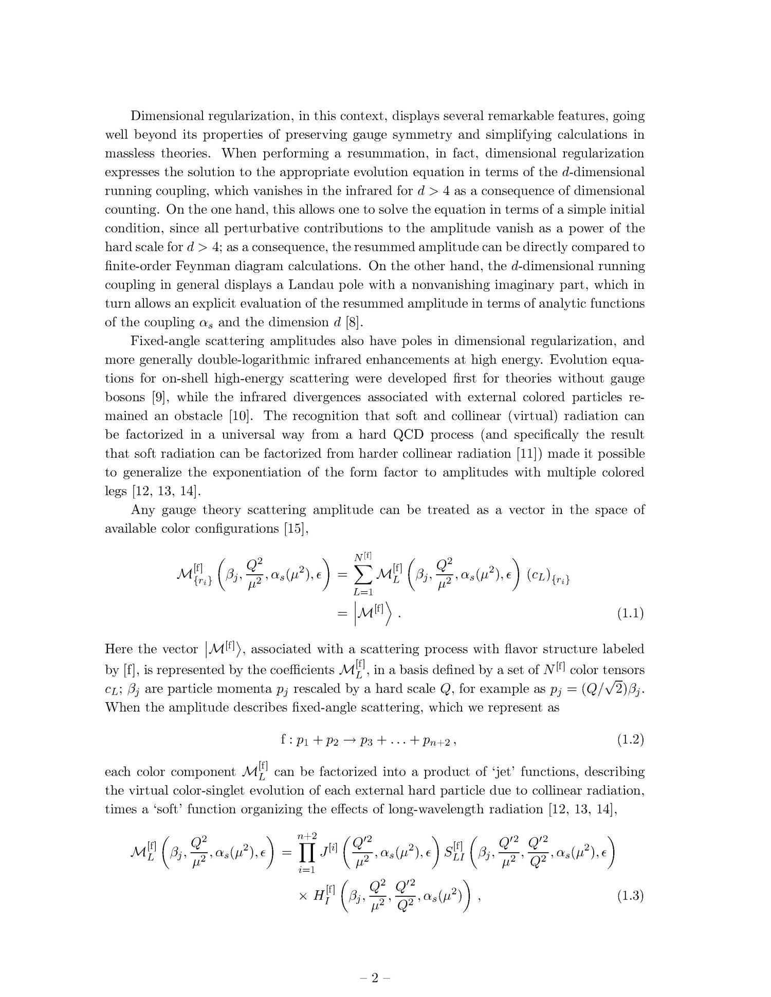 Factorization and resummation for collinear poles in QCD amplitudes                                                                                                      [Sequence #]: 3 of 29