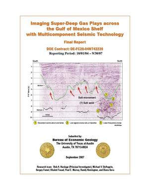 Primary view of object titled 'Imaging Super-Deep Gas Plays Across the Gulf of Mexico Shelf with Multicomponent Seismic Technology'.