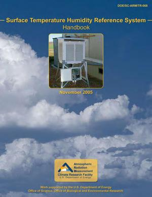 Primary view of object titled 'Surface Temperature Humidity Reference System Handbook - November 2005'.