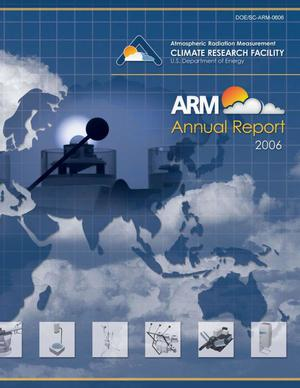 Primary view of object titled 'Atmospheric Radiation Measurement Climate Research Facility Annual Report 2006'.