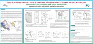 Primary view of object titled 'Isotopic Tracers for Biogeochemical Processes and Contaminant Transport: Hanford, Washington'.