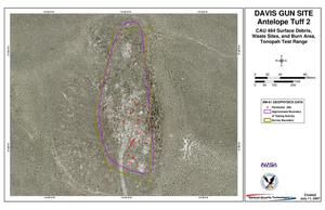 Primary view of object titled 'Closure Report for Corrective Action Unit 484: Surface Debris, Waste Sites, and Burn Area, Tonopah Test Range, Nevada'.