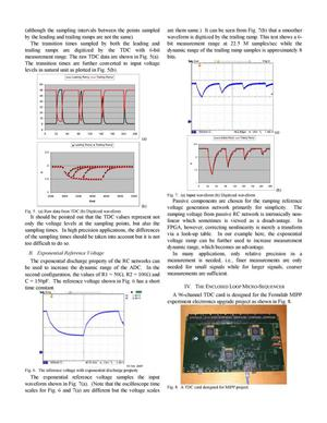 ADC and TDC implemented using FPGA - Digital Library