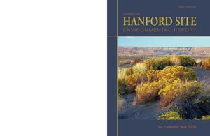 Primary view of object titled 'Summary of the Hanford Site Environmental Report for Calendar Year 2006'.
