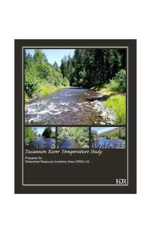 Primary view of object titled 'Tucannon River Temperature Study, Prepared for : Watershed Resource Inventory Area (WRIA) 35.'.