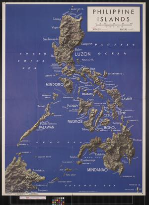 Primary view of object titled 'Philippine Islands'.
