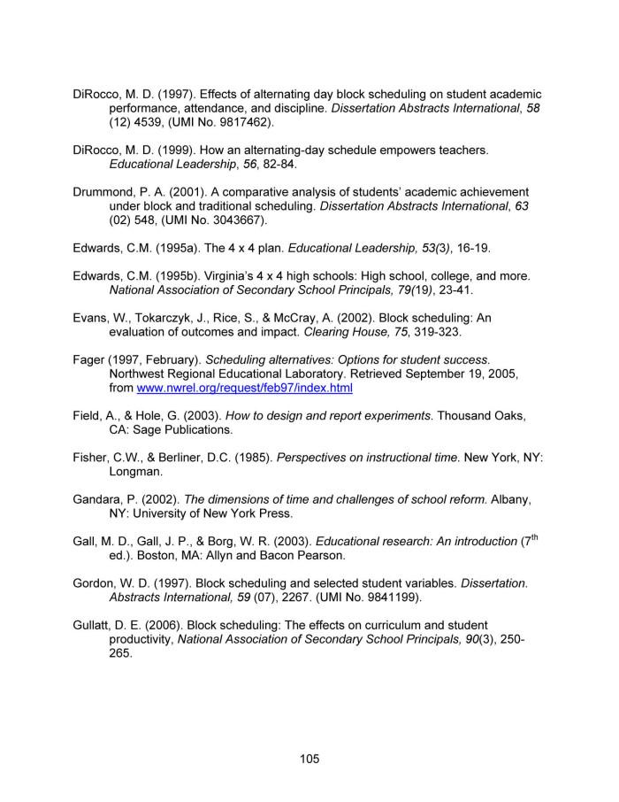 umi database dissertation