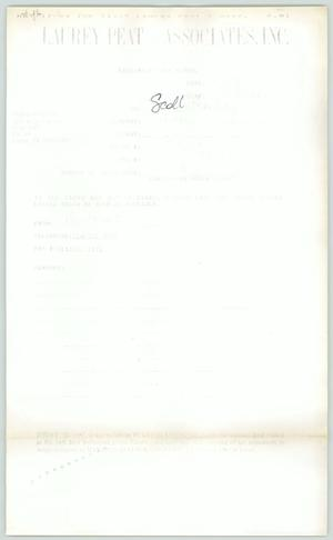 Primary view of object titled '[Fax: Stephen Pyles]'.
