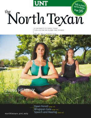 Primary view of object titled 'The North Texan, Volume 66, Number 2, Summer 2016'.