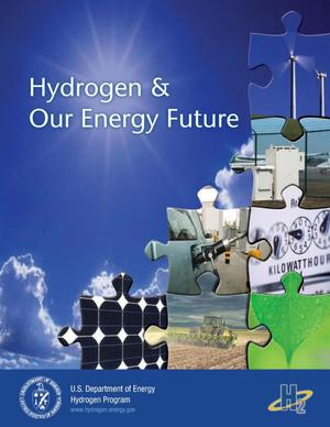 Primary view of object titled 'Hydrogen and OUr Energy Future'.