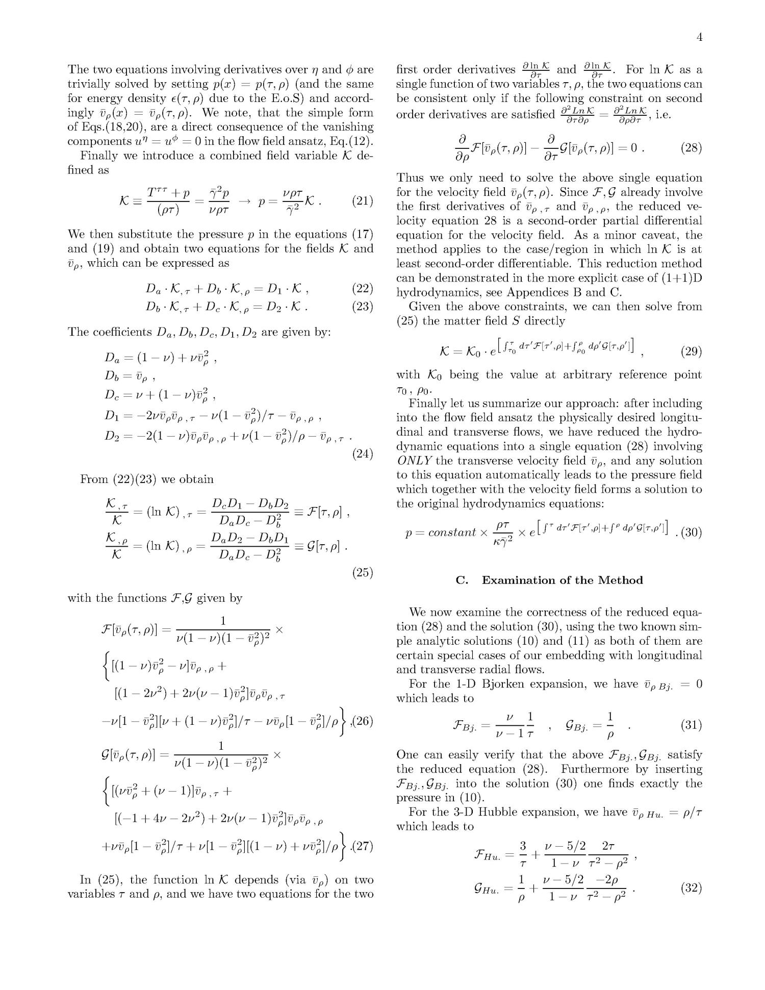 Exact Relativistic Ideal Hydrodynamical Solutions in (1+3)D with Longitudinal and Transverse Flows                                                                                                      [Sequence #]: 4 of 9