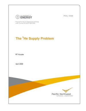 Primary view of object titled 'The 3He Supply Problem'.