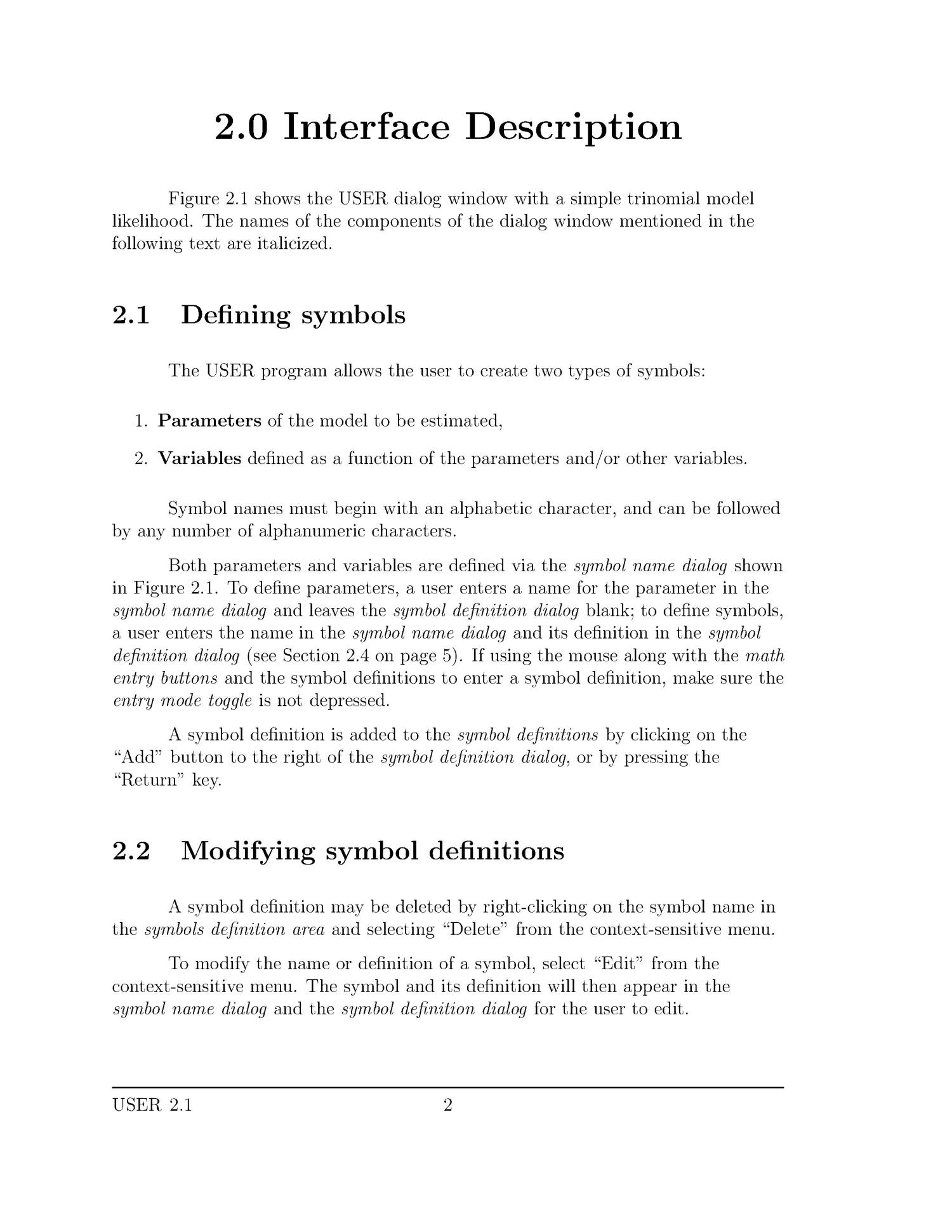 User 21 user specified estimation routine techncial manual 2003 user 21 user specified estimation routine techncial manual 2003 page 10 of 51 digital library biocorpaavc Images