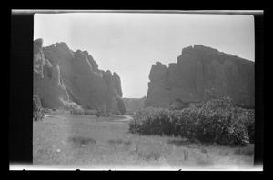 Primary view of object titled '[Garden of the Gods, Colorado Springs]'.