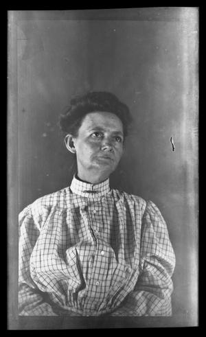 Primary view of [Photo of a woman named Mary Alice Williams]