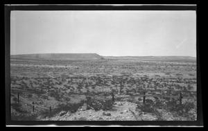 Primary view of object titled '[Desert landscape]'.