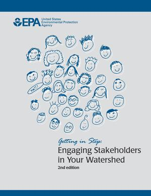 Primary view of object titled 'Getting in step: Engaging stakeholders in Your Watershed 2nd edition'.