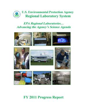 Primary view of object titled 'EPA Regional Laboratory System: 2011 Progress Report'.