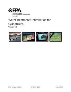 Primary view of object titled 'Water Treatment Optimization for Cyanotoxins: Version 1.0'.