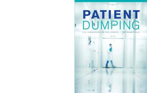 Primary view of object titled 'Patient Dumping'.