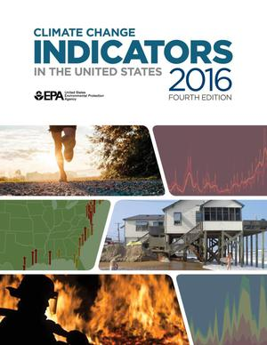 Primary view of object titled 'Climate Change Indicators in the United States: 2016'.