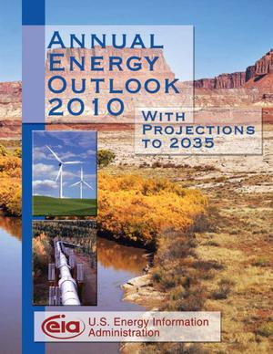 Primary view of object titled 'Annual Energy Outlook 2010: With Projections to 2035'.