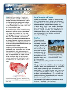 Primary view of object titled 'What Climate Change Means for Ohio'.