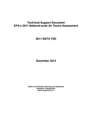 Primary view of object titled 'EPA's 2011 National-scale Toxics Assessment'.