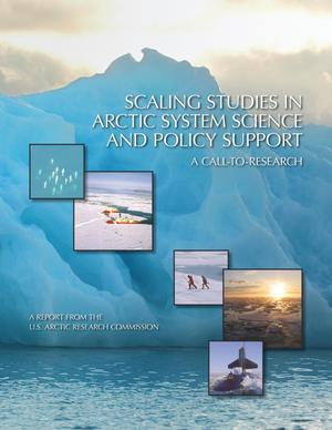 Primary view of object titled 'Scaling Studies in Arctic System Science and Policy Support: A Call-to-Research.'.