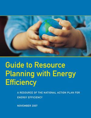 Primary view of object titled 'Guide to Resource Planning with Energy Efficiency'.
