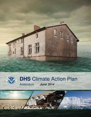 Primary view of object titled 'DHS Climate Action Plan: Addendum'.