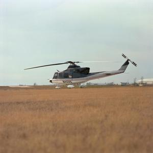Primary view of [The Bell 412SP on the ground]