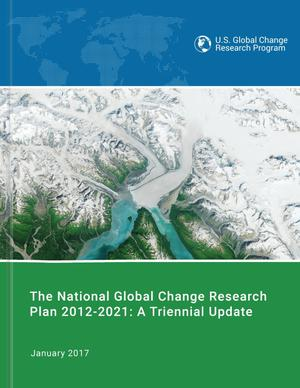 Primary view of object titled 'The National Global Change Research Plan 2012-2021: A Triennial Update'.