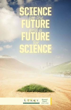 Primary view of object titled 'Science for the Future and a Future for Science'.