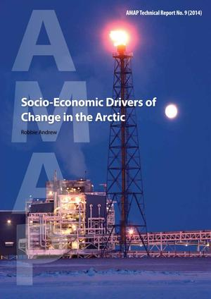 Primary view of object titled 'Socio-Economic Drivers of Change in the Arctic'.