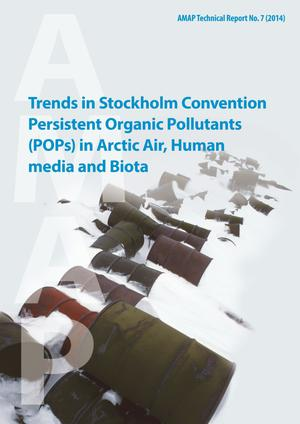Primary view of object titled 'Trends in Stockholm Convention Persistent Organic Pollutants (POPs) in Arctic Air, Human media and Biota'.