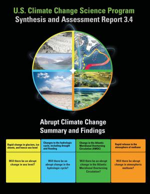 Primary view of object titled 'Abrupt Climate Change: Summary and Findings'.