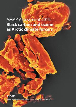 Primary view of object titled 'AMAP Assessment 2015: Black Carbon and Ozone as Arctic Climate Forcers'.