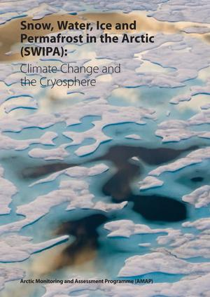 Primary view of object titled 'Snow, Water, Ice, and Permafrost in the Arctic (SWIPA): Climate Change and the Cryosphere'.